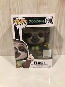 Disney-Funko-Pop-vinyl-Zootopia-Flash
