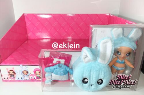 Series 2 ASPEN FLUFF DOLL With The Display Box NA NA NA Surprise