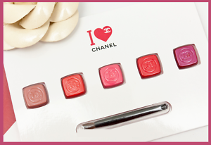 I-LOVE-CHANEL-Rouge-Coco-5-TRIAL-Lipstick-Color-Adrienne-Roussy-Emilienne-Arthur