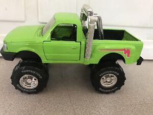 Tootsietoy 1 24 Ford Ranger 4x4 Used 3 75 W4 5 T8 5 Long Ebay