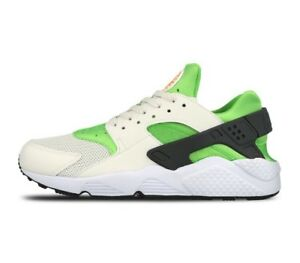 Image is loading Nike-Air-Huarache-Run-10-5-Action-Green-