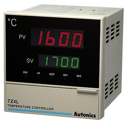 Temperature Controller 96x96mm TZ4L-14C Dual PID control 4-20mA Current output