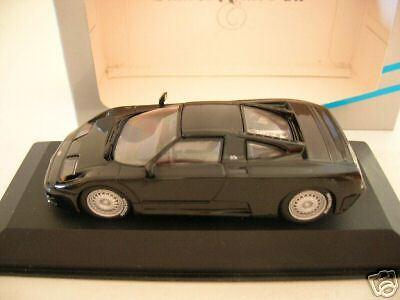 Minichamps Bugatti EB 110 black 1 1 1 43 e4c5d6