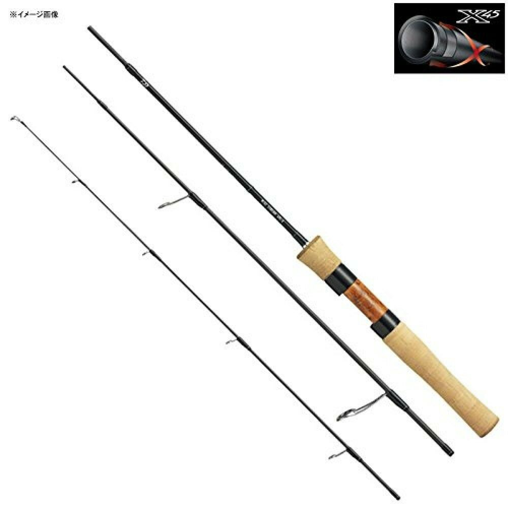 Daiwa WISE STREAM 53UL-3   Ultra light trout fishing spinning rod From Japan F S