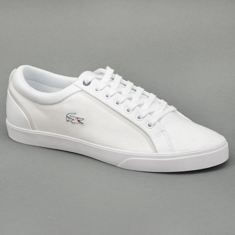 Lacoste zapatos LACOSTE LENGLEN 216 Q2 BIANCO Bianco mod. 731SPM0113