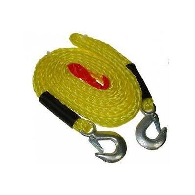 4 meters x 1500kg Tow Rope towing strap car breakdown essentials lmx753