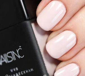 Details About Nails Inc Vvb Victoria Beckham Bamboo White 47oz 14ml Ltd Edition New