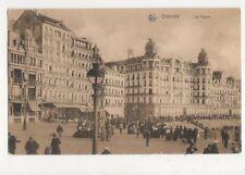 Ostende La Digue Belgium 1910 Postcard 446a