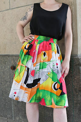 Plisse Gonna Skirt Neon Rosa Arancione Verde Bianco 90s Fashion True Vintage 90er-mostra Il Titolo Originale Vuoi Comprare Alcuni Prodotti Nativi Cinesi?