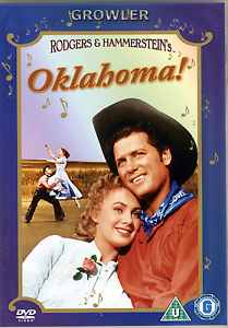 OKLAHOMA-FILM-MUSICAL-DVD-DANCE-SONG-MUSIC-MOVIE-RODGERS-AND-HAMMERSTEIN