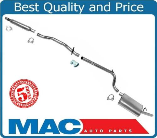 1997-1999 Buick Park Avenue 3.8 Muffler Exhaust Pipe System 21388 56032 18907