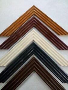 cadre sur mesure et standard encadrement bois large. Black Bedroom Furniture Sets. Home Design Ideas