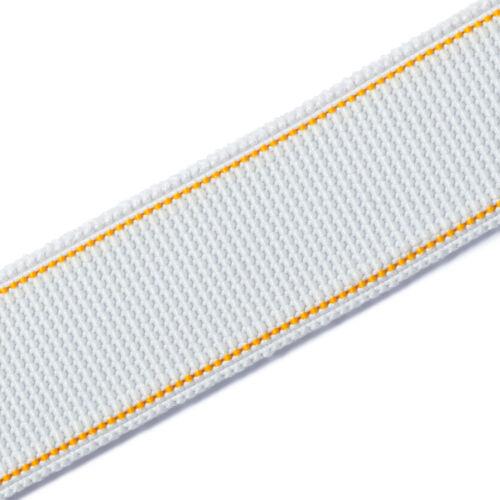Prym 2m Elastic-Band extra weich 15mm weiss Hosengummi Schlauch-Elastic 957080