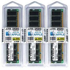 1.5GB KIT 3X 512MB PC133 APPLE Power Mac G4 Power Macintosh G4 M8493 MEMORY RAM