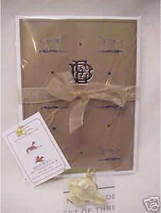 """Brindled Greyhound"" Notecard Gift Set"