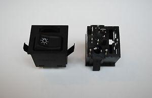 Hauptlichtschalter Lichtschalter Schalter Abblendlicht Vw Polo