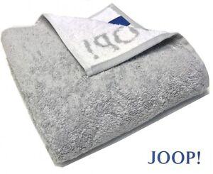 B-JOOP-1600-CLASSIC-DOUBLEFACE-FROTTIER-DUSCHTUCH-BADETUCH-76-SILBER