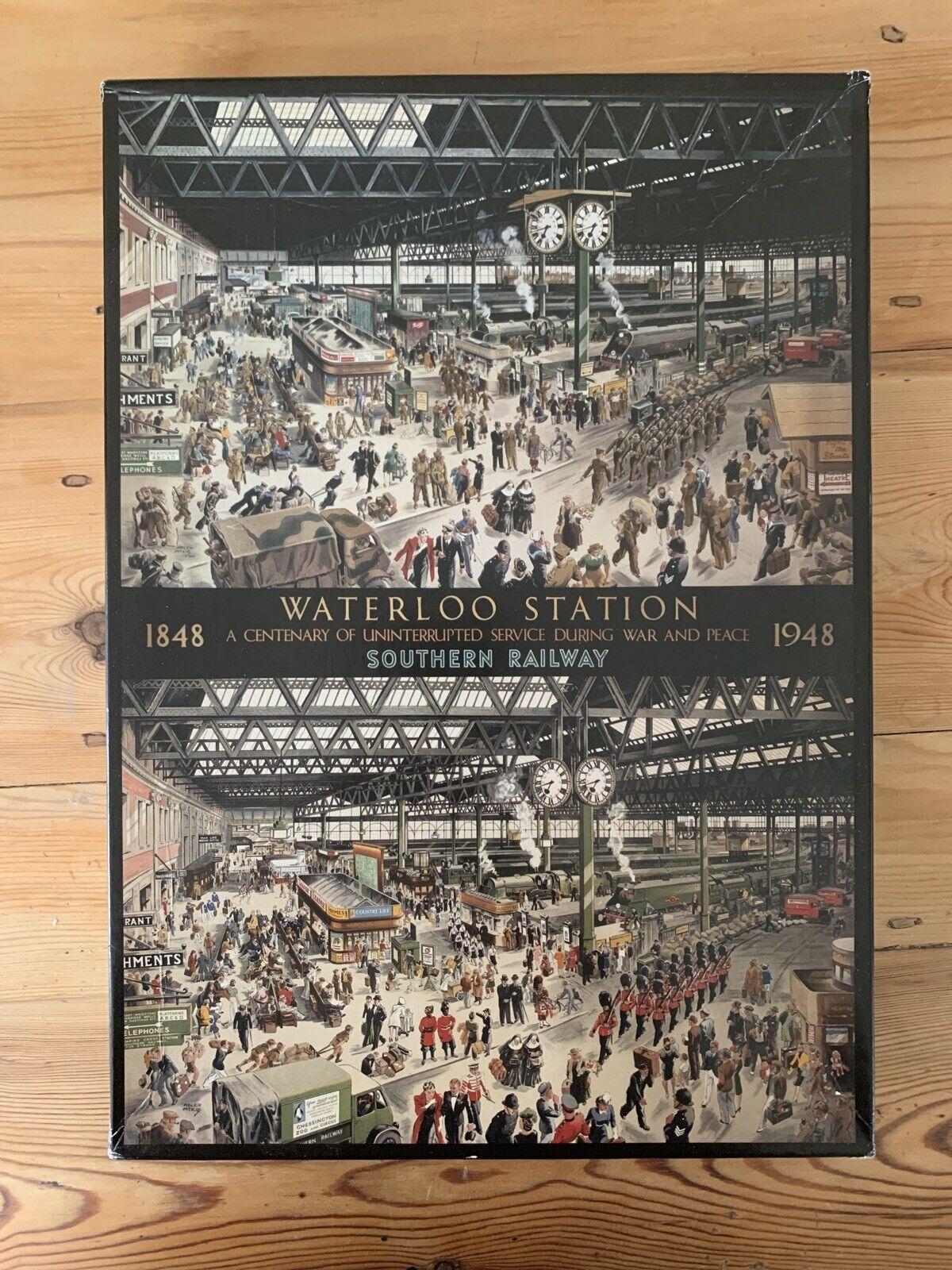 Waterloo Station Jigsaw for sale   eBay