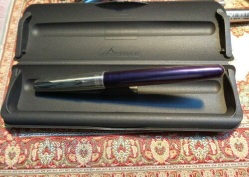 Parker FRONTIER Rollerball  Twilight Color violett blau