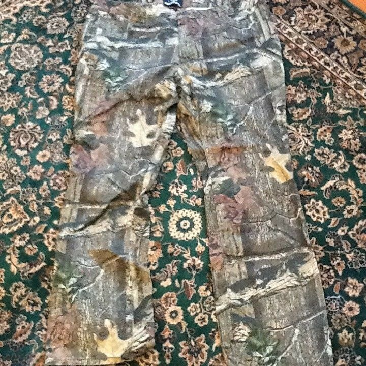 Mossy Oak Camouflage Hunting Sports Men's Size 18 Pants