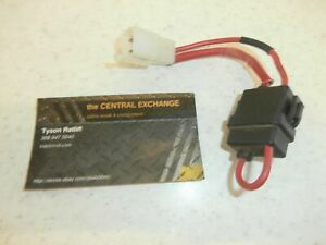 image is loading 85-1985-yamaha-virago-700-xv700-genuine-electrical-