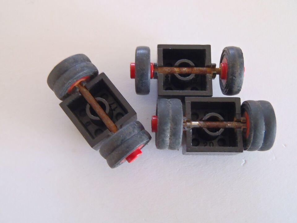 Lego andet, Div. Lego hjul.