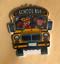 #010 Set of 5 School Bus Planar Resin Flatbacks Cabochons Embellishments