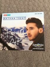 Eurovision 2017 Austria Nathan Trent Running On Air CD Promo NEW Sealed