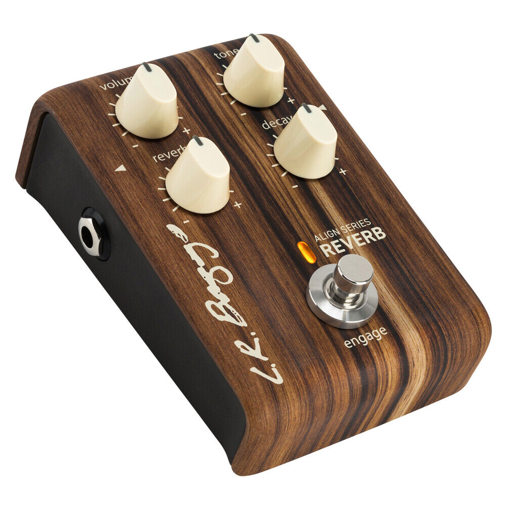 Lr Baggs Align Reverb -  Acoustic Reverb Effects Pedal - NEW in box