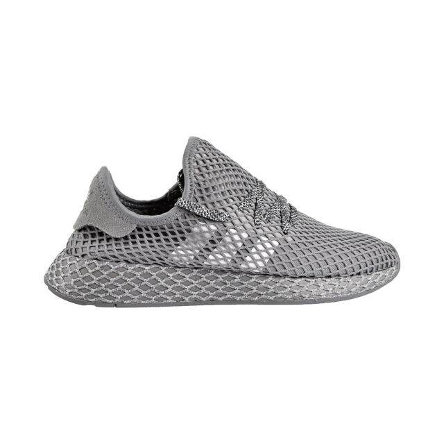 new arrival dcf14 58578 Adidas Deerupt Runner Men's Shoes Grey Three/Grey Two/Core Black DB2681
