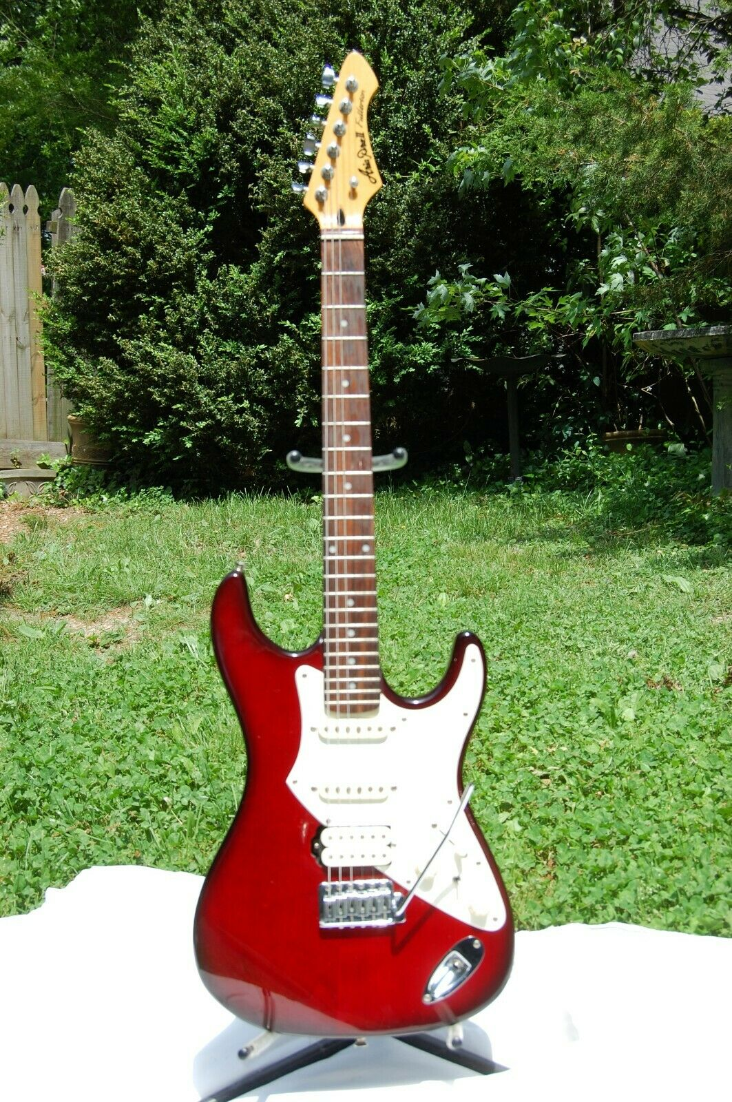 Aria Pro II Fullerton Strat Style Electric Guitar