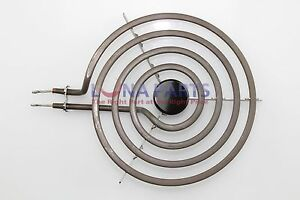 "Whirlpool Range Cooktop Stove 8"" Large Surface Burner Heating Element 814153"