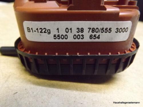 Bosch Siemens Constructa Druckwächter Druckdose B1-122g 780//555 3000 5500003654