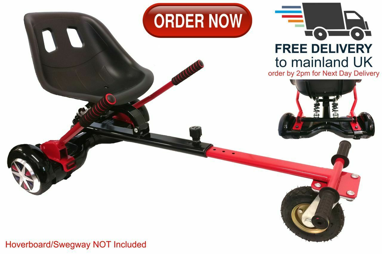 ZIMX -  HoverKart HK5 - With Suspension and Off-Road Front Wheel Steer