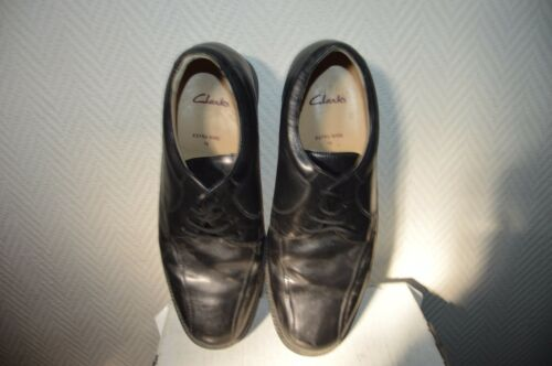 10 Clarks scarpa Uk Shoes zapato Size 5 Shoe Leather Leather 44 n8xSrq8vgw