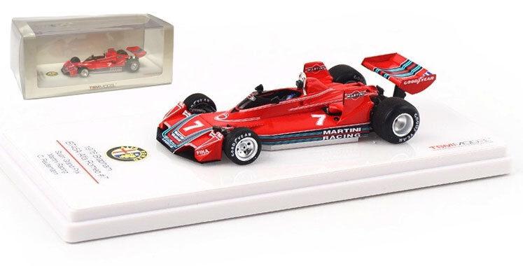 Truescale Brabham BT45A 'Martini' Spanish GP 1976 - Carlos Reutemann 1 43 Scale