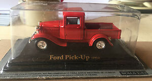 DIE-CAST-034-FORD-PICK-UP-1934-034-SCALA-1-43-AUTO-AMERICANE
