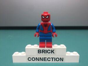 76114 LEGO Marvel Super Heroes Spider-Man Metallic Eyes Minifigure