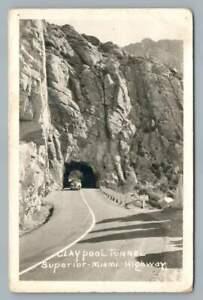 MIAMI & SUPERIOR ARIZONA-CLAYPOOL TUNNEL-HWYS 60-70-80