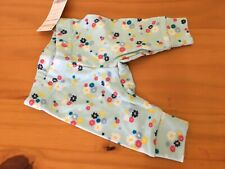 GYMBOREE Girl/'s Butterfly Girl Cranberry Floral Leggings Size 3-6 Months