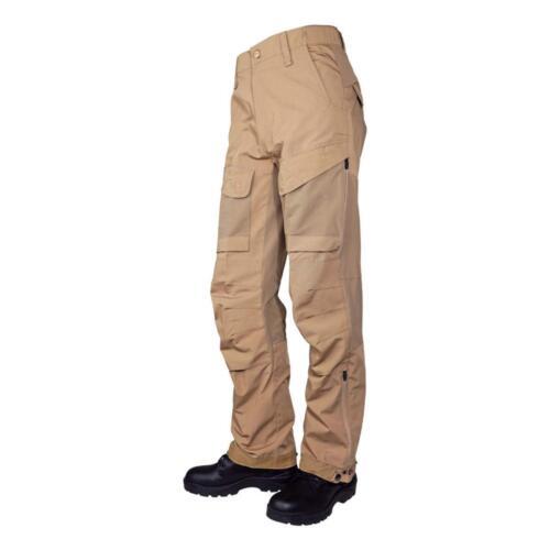 Coyote Tan Tru-Spec 1434 24-7 Men/'s Comfort Wear Rip-Stop Xpedition Pants