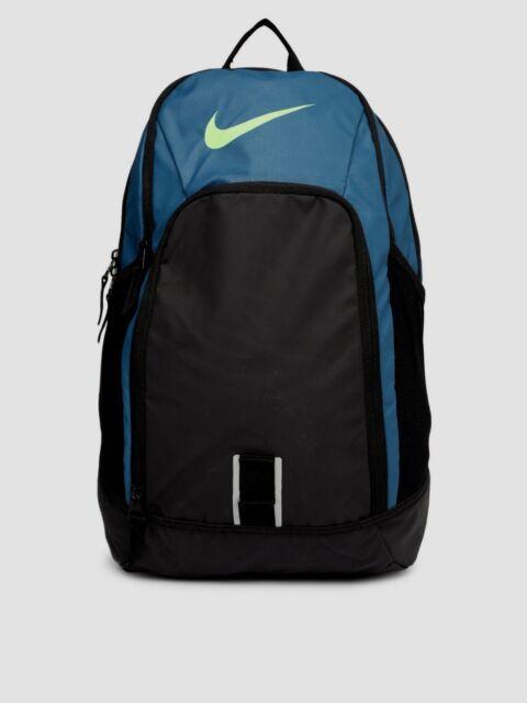 02549766f38e Nike Alpha ADAPT Rev Backpack Gym Bag Training Blue black mint Green Ba5255  457