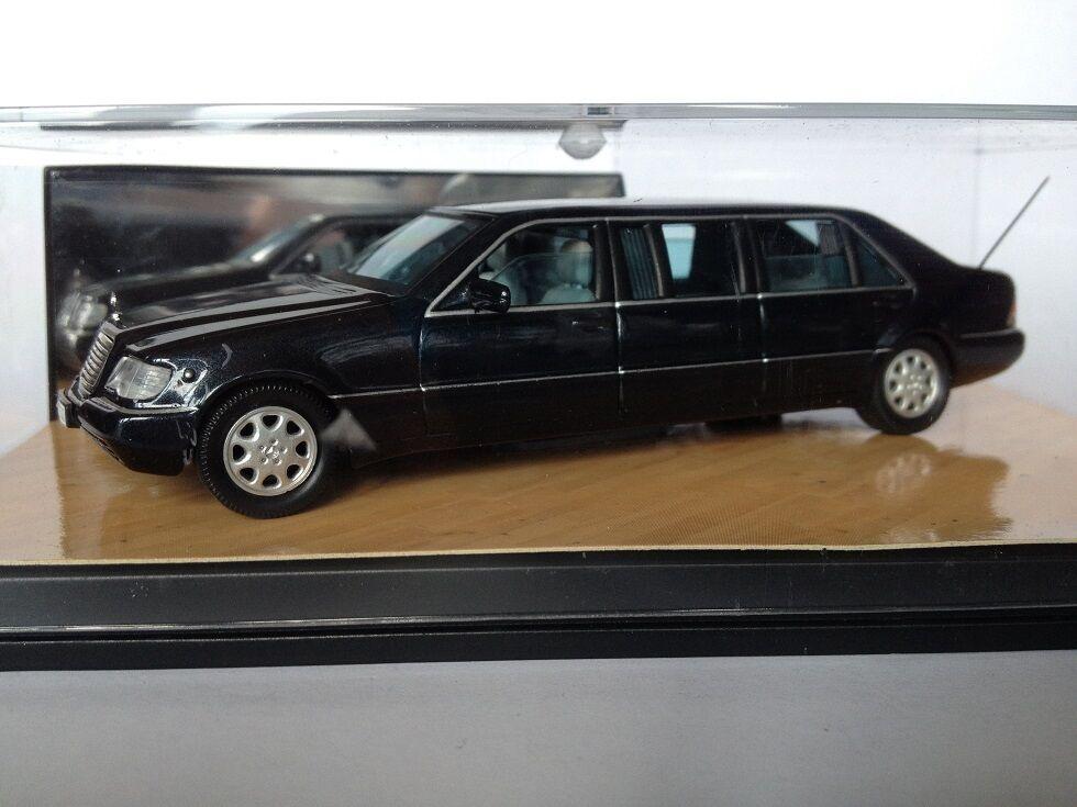 1 43 Vitesse B605741 Mercedes Benz S 600 Pullman 1997