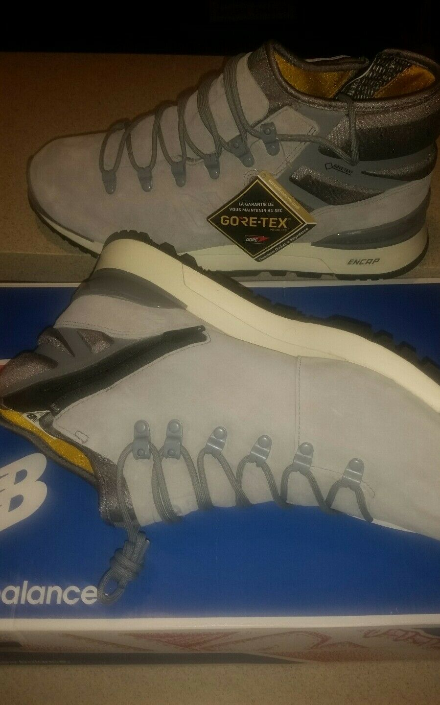 New Balance Gore-Tex Boot Niobium Athletic High-Top Sneaker Grey MLNBDCC 998 999