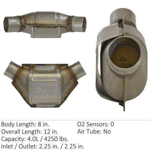 Catalytic Converter Eastern Mfg 70363