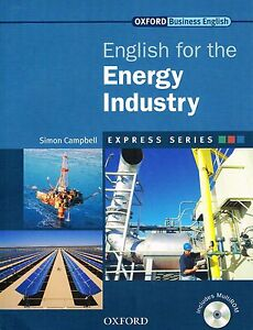 Oxford-Business-English-Express-Series-ENGLISH-FOR-ENERGY-INDUSTRY-MultiROM-NEW