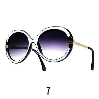 Round Glasses Retro Sunglasses 50s Vintage Retro Style Blinder Tortoise UV