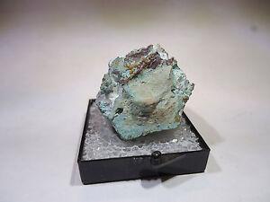Copper-after-Aragonite-Psuedomorph-Floater-Corocoro-Bolivia-Thumbnail-TM-K36