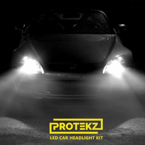 Protekz 6000K LED Fog Light Kit for 2011-2014 Nissan MURANO H8 Fog Bulb