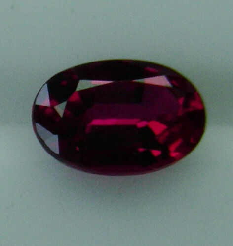 1.05ct! NATURAL RUBY EXPERTLY FACETED IN GERMANY +CERTIFICATE AVAILABLE